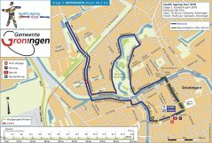 Map Stage 5 Groningen
